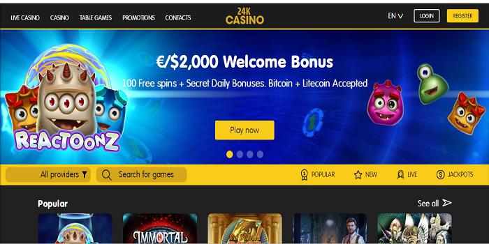 Bitcoin casino en línea top 10 rumania